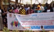 Côte d'Ivoire/Prévention des conflits : des journalistes et messagers traditionnels formés à Korhogo #Paix