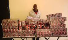 Côte d'Ivoire/ Un trafiquant pris avec 400 boites de tramadol à Man