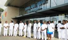 Côte d'Ivoire : le Président Alassane Ouattara inaugure l'hôpital Mère-Enfant « Dominique Ouattara »de Bingerville