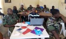 Côte d'Ivoire : Des éléments des Forces armées formés à l'éthique et à la déontologie militaires #CADHA