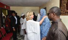 Côte d'Ivoire : Dominique Ouattara offre 4 millions FCFA à la famille de Bouba