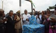 Développement local/Eau potable, routes bitumées, écoles, structures sanitaires… : Ouattara comble les populations#RégiondelaBagoué