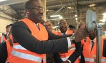 Côte d'Ivoire : le Ministre Souleymane Diarrassouba procède au lancement officiel de la campagne 2018 des vérifications périodiques des Instruments de Mesure #Métrologie