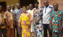 Côte d'Ivoire/Yopougon Attie 4e tranche : le nouveau chef reçoit la visite du Pca Ouattara Clément #Courtoisie