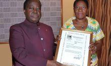 [Côte d'Ivoire] Henriette Lagou rejoint le RHDP avec ses ''2 millions de filles pour Gbagbo''