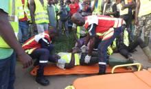 [Côte d'Ivoire Accident de circulation Adjamé sous le pont Agban] Plusieurs victimes