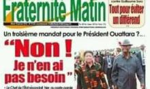 [Côte d'Ivoire Politique] En 2016, voici ce qu'Alassane a dit aux leaders coutumiers ivoiriens et libériens