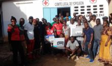 [Côte d'Ivoire] Exercices de simulation face aux risques : 3 comités locaux de la Croix rouge en compétition