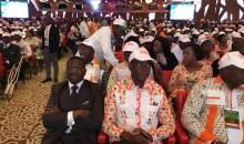 [Côte d'Ivoire AG constitutive du Rhdp] Achi Patrick, Siandou Fofana et Diby Charles mandatés par Bédié ''comme observateurs'' en son nom (officiel)