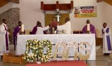 Côte d'Ivoire-Jubilé d'or du diocèse de Man/Les fraternités de la diaspora célébrées