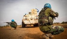 [Inter-Mali] : Deux casques bleus tués dans une attaque terroriste près de Mpoti