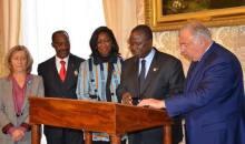 [Coopération] Un important accord signé entre les Sénats de Côte d'Ivoire et de France