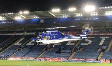 """L'hélicoptère Leicester City """"n'a pas répondu au commandement du pilote"""", selon BBC"""
