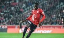 Coupe de la Ligue/Nicolas Pepe et Lille elimines enb16e de finale
