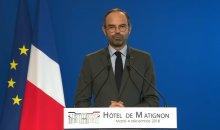 France: Les mesures fiscales sur les carburants «suspendues pour 6 mois», annonce Edouard Philippe