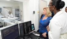 La Première Dame du Rwanda visite l'Hôpital Mère-enfant de Bingerville (Quelques images fortes)