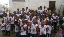 [Arbre de Noël 2018] L'ONG Maison BETHEL célèbre environs 200 enfants orphelins