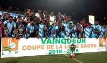 [Football/Coupe de la ligue ivoirienne] Lys Sassandra remporte la 6ème édition