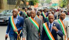 Empêchés d'assister au procès d'Alain Lobognon, des députés ivoiriens expriment leur colère