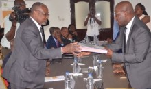 [Côte d'Ivoire Mise en vigueur des dispositions de la loi relatives à la déclaration de patrimoine des assujettis] La Habg signe un partenariat avec la Cnhj-ci