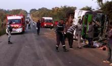 [Côte d'Ivoire] 12 974 accidents de circulation, 1678 incendies, 24141 victimes enregistrés au cours de l'année 2018