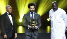 [Football] Mohamed Salah remporte le ballon d'or africain 2018