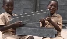 [Côte d'Ivoire Lutte contre la pollution plastique] L'UNICEF construit déjà des écoles faites de plastiques recyclés