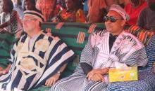 [Côte d'Ivoire Tournée nationale de la Fondation Maria Rosa Mystica] Le président-fondateur en visite dans l'ouest