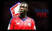 [Football/Lille] Le départ de Nicolas Pépé se précise!