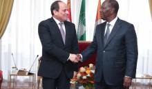 [Coopération] Trois accords signés entre la Côte d'Ivoire et l'Egypte