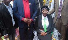 [Côte d'Ivoire District des montagnes] Dr Serey Doh solidaire de Jeannette Badouel