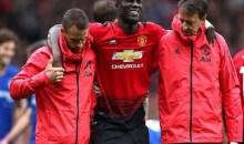 [Football/ A 2 mois de la CAN 2019] Grosse inquiètude pour Eric Bailly blessé lors du match Man United-Chelsea