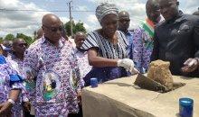 [Côte d'Ivoire Duékoué/Fête de la liberté] Simone Gbagbo lance un message fort aux militants du FPI et au peuple Wê