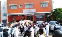 [Côte d'Ivoire/ Burida] Les artistes suspendent leur sit-in jusqu'à nouvel ordre