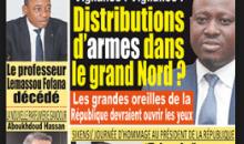 [Côte d'Ivoire Média] Le DP du journal L'Essor ivoirien visé par une plainte de Soro Guillaume Kigbafori