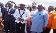 [Côte d'Ivoire/ Conseil Régional du Guémon] Le président Serey Doh investi dans ses fonctions