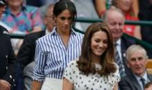 [People/Rivalité entre Kate Middleton et Meghan Markle] La guerre entre les deux belles-sœurs continue!