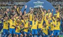 [Football] Le Brésil remporte brillamment sa Copa América