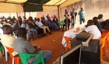 [Korhogo] Les ex-combattants du mouvement Côte d'Ivoire volontaires font bloc derrière le président Ouattara et le Rhdp