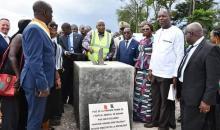 [Côte d'ivoire/Infrastructures sanitaires] Le Premier Ministre Amadou Gon Coulibaly lance les travaux de l'hôpital général de Danané
