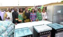 [Côte d'Ivoire/Actions sociales] Dominique Ouattara offre des équipements aux structures de protection de l'enfance à Katiola