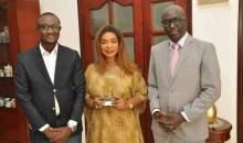 [Côte d'Ivoire/Actions sociales] Mme Mabri, leader de l'autonomisation de la femmeen Afrique