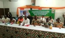 [Côte d'Ivoire/ Duekoué] La coordination RHDP de la région du Guemon investie