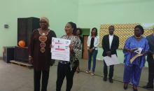 [Côte d'Ivoire/Médias] Christiane Mahilé remporte le premier prix FOM