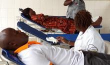 [Yopougon/FSUCOM-Ouassakara Attié] L'ONG Cœur Uni organise un don de sang et un Arbre de Noël