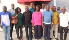 [Côte d'Ivoire/Voeux de nouvel an] Chantal Fanny félicite Lepointsur pour le travail abattu