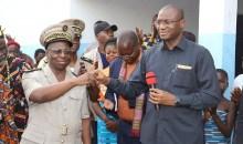 [Côte d'Ivoire/Amélioration de la couverture sanitaire des populations] Sidi Touré offre une ambulance à la Sous-préfecture de Kondrobo
