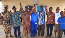 [ Côte d'Ivoire] Nanan Koutouan Victor, nouveau chef du village de Songon-TE