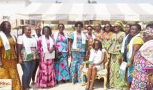 [Côte d'Ivoire/Autonomisation de la femme] La section Rifel's Bingerville installée