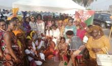 [Côte d'Ivoire/Autonomisation de la femme] La présidente fondatrice du Rifel's installe la présidente de section Koumassi
